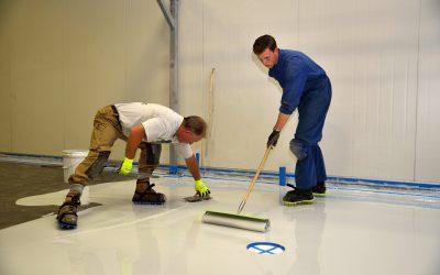 The Incredible Benefits of a Polyurea Coating for Your Garage Floor